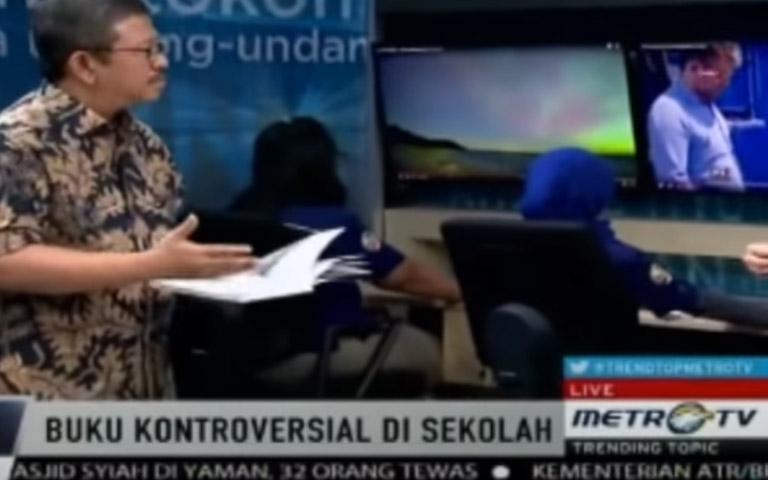 Kompilasi Bantahan Fitnah Buku PPJB (Bersumber Dari Media Televisi)