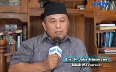 Testimoni Tokoh Masyarakat Solo Terhadap Kegiatan Al-Kahfi (Dokumentasi TATV)