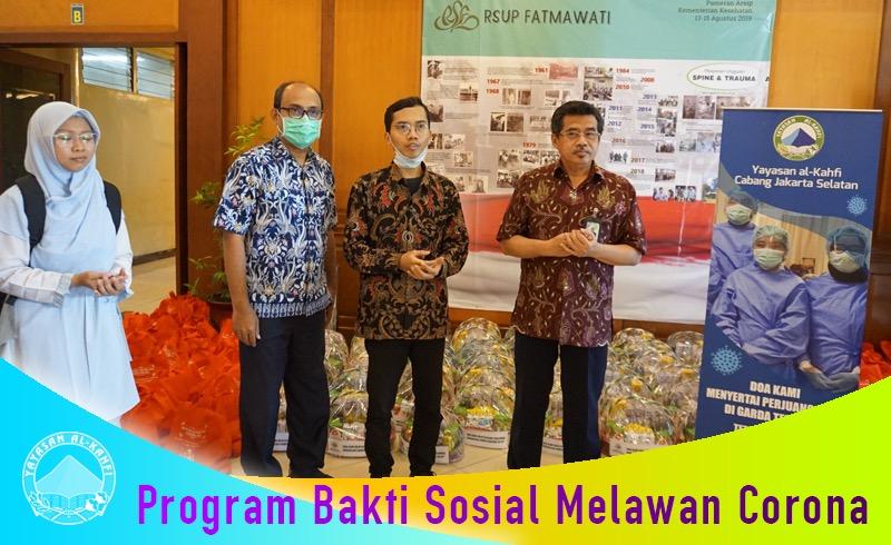 Yayasan Al-Kahfi Cabang Jakarta Selatan – Bergerak Melawan Covid-19