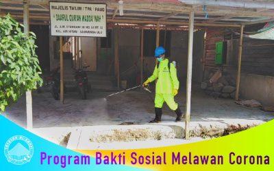 Yayasan Al-Kahfi Cabang Samarinda – Saling Menguatkan, Menjaga dan Melindungi di Tengah Pandemi Covid-19