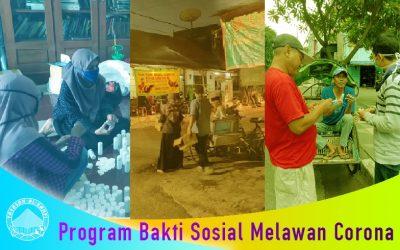 Yayasan Al-Kahfi Cabang Surabaya – Sebuah Kepedulian dan Edukasi di Tengah Pandemi Covid-19