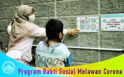 Yayasan Al-Kahfi Cabang Jakarta Timur: Bergerak Melawan Covid-19