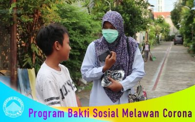 Yayasan Al-Kahfi Cabang Surabaya Kantor Perwakilan Rungkut – Bersama Melawan Covid-19